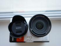 Объектив Sony SEL18200 E-mount