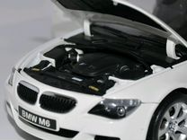 BMW M6 E63 Kyosho 1/18
