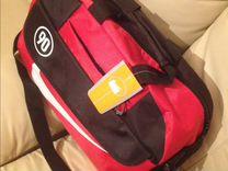 Спортивная сумка nike красная новая — Одежда, обувь, аксессуары в Санкт-Петербурге
