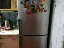 Холодильник с торгом