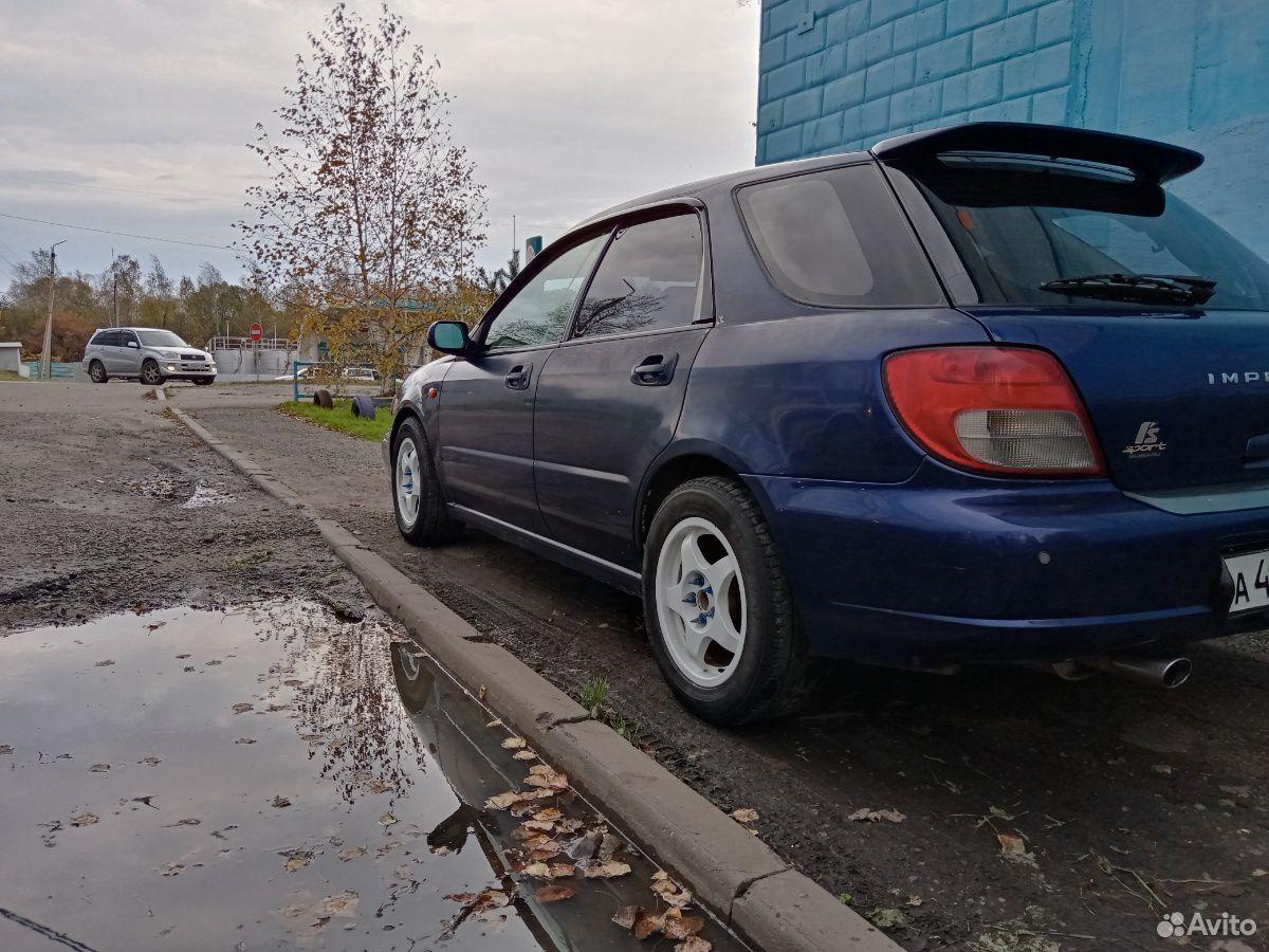 Subaru Impreza, 2000  89098167530 купить 3