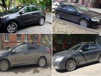 Багажник на крышу с установкой — Запчасти и аксессуары в Краснодаре