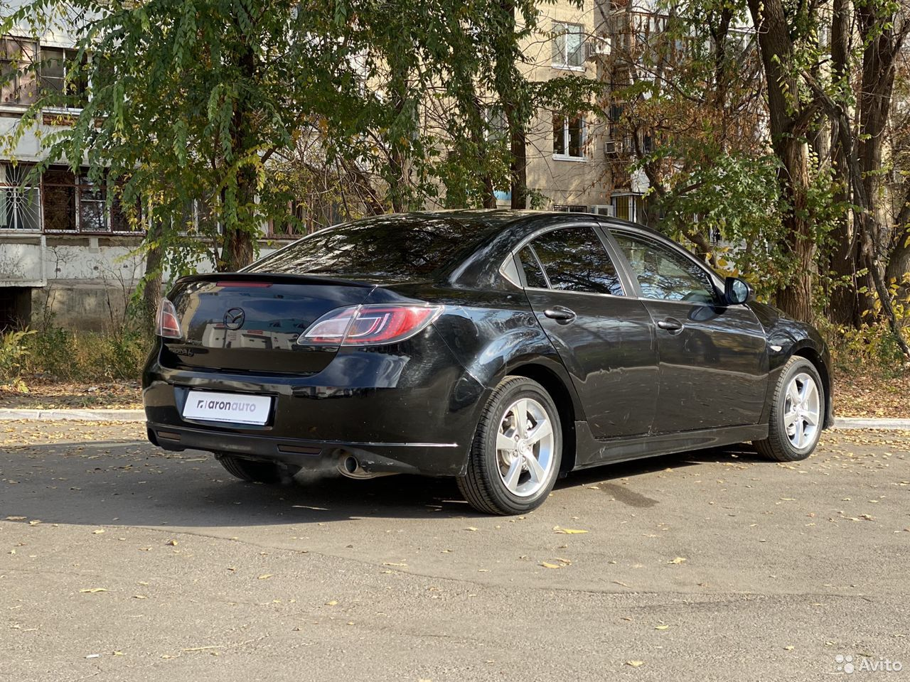 Mazda 6, 2008  89372494444 купить 3