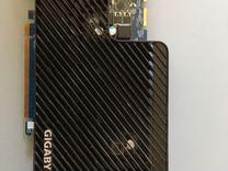 Видеокарта gigabyte Radeon HD 2600 XT 256 Мб gddr3