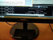Philips 246V5LSB (Монитор, за низкие деньги)
