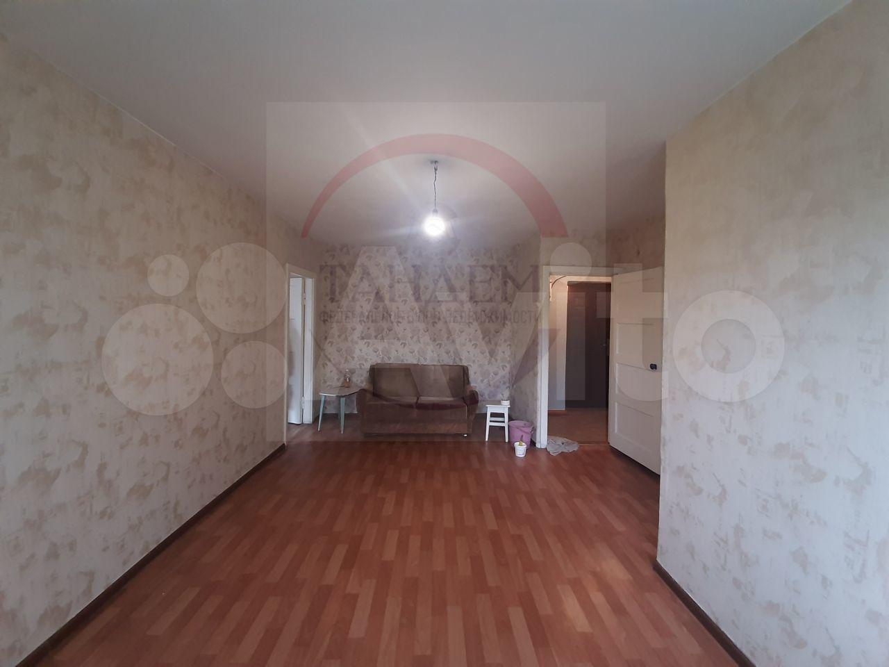 2-room apartment, 40 m2, 1/2 FL.