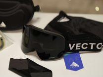 Горнолыжная маска Vector, новая