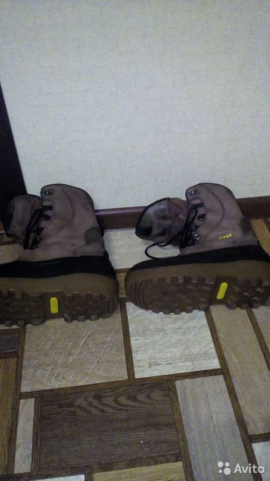 Ботинки туристические  89522554050 купить 3
