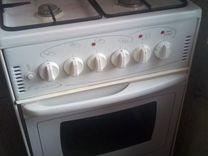 Плита комбинированная газовая