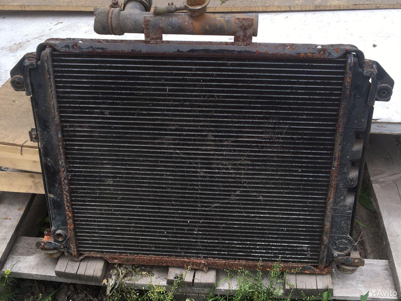 Радиатор основной Nisan caravan  89538800045 купить 2