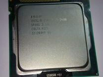 Процессор Intel Core i5-2400, гарантия
