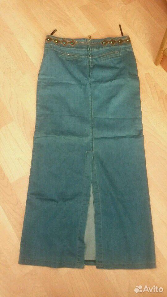Юбка джинсовая  89622522121 купить 2