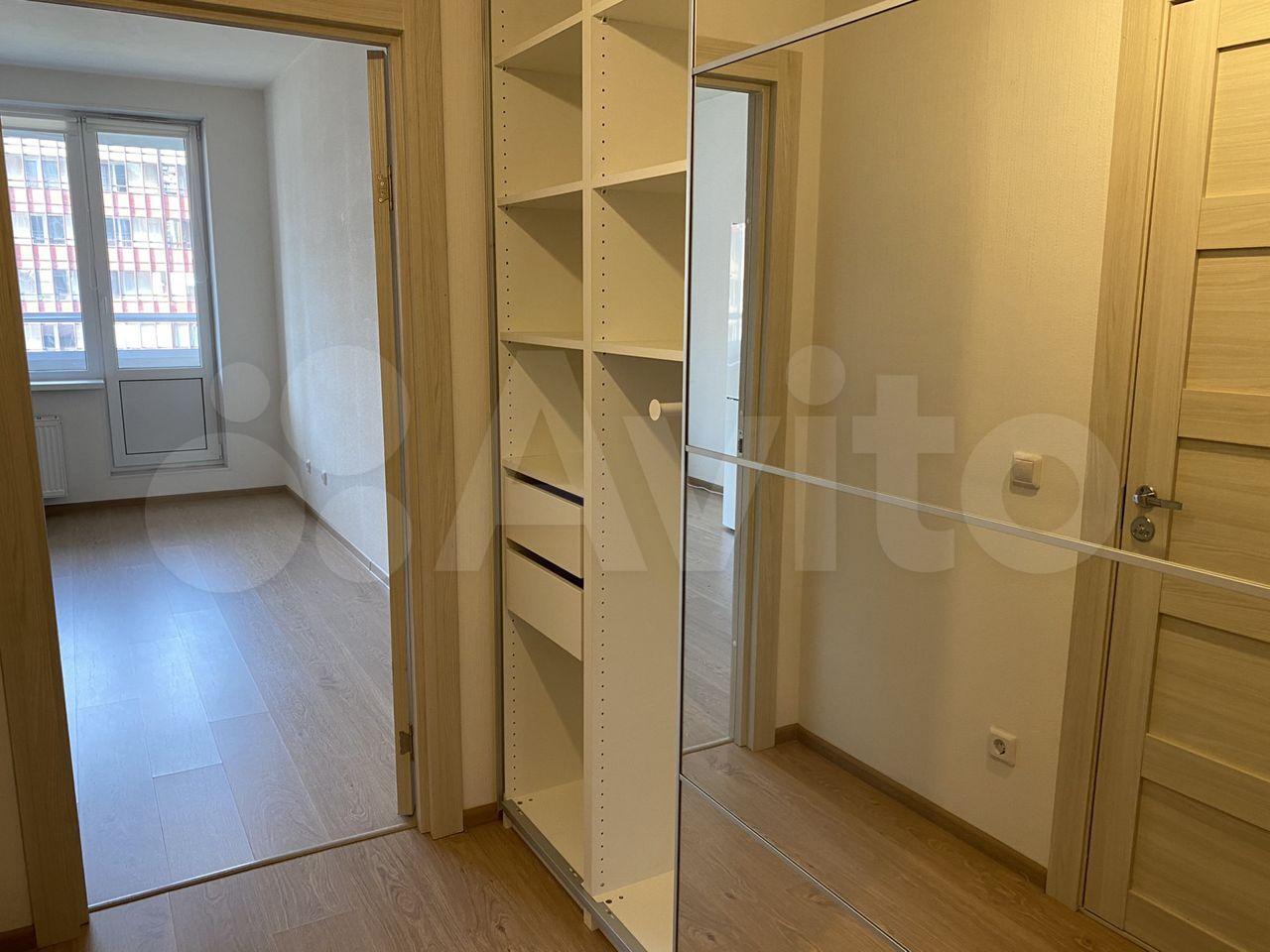 Квартира-студия, 26.6 м², 7/17 эт.  89219797096 купить 4