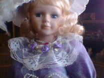 Кукла - коллекционная