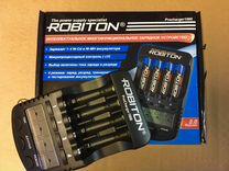 Зарядное устройство robiton ProCharger1000 с диспл