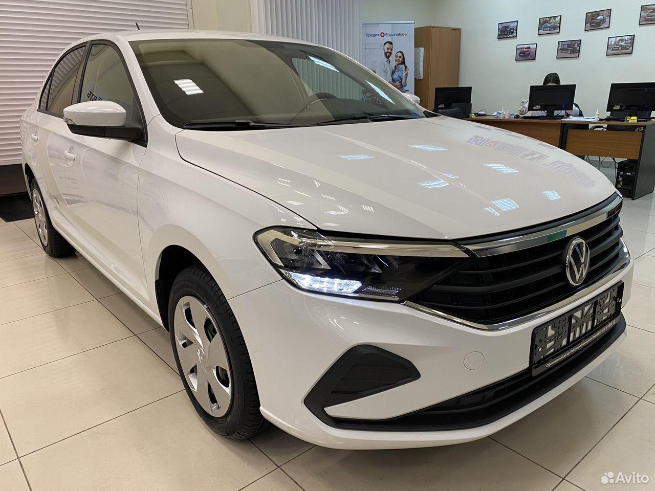 Volkswagen Polo, 2020  89155608616 купить 2