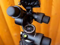 Manfrotto 405 Редукторная 3D головка для штатива — Фототехника в Калуге
