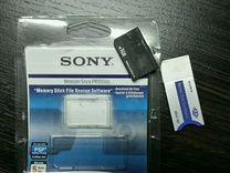 Карта памяти Sony Memory Stick PRO Duo 1гб (MSX-M1